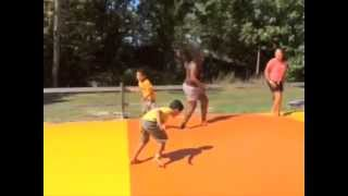 KOA Ivy Lea - Trampoline Fun