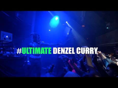 DENZEL CURRY LIVE @ LONDON JAZZCAFE.