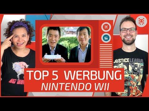 TOP 5 Retro-Werbung: NINTENDO WII