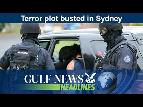 Terror plot busted in Sydney - GN Headlines