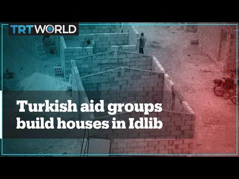 Turkish aid groups