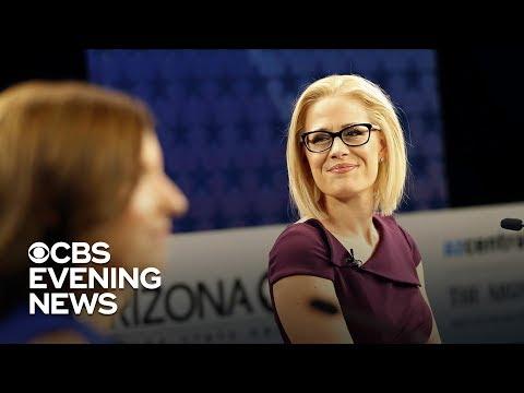 Martha McSally concedes Arizonas Senate race to Kyrsten Sinema