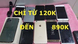 Phần 158 - CHỈ TỪ 120K BÁN ĐIỆN THOẠI OPPO IPHONE 6SPLUS SAMSUNG  - Di Động Online Thành Phú