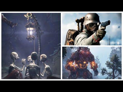 ИГРОНОВОСТИ Bloodborne на ПК. Крутая графика Horizon Zero Dawn 2. Total War: Troy. Battlefield 5