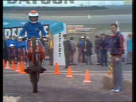 Beste allrounder in 1981 Cross, Wegrace, Trail  oa. Jack Middelburg Deel 1