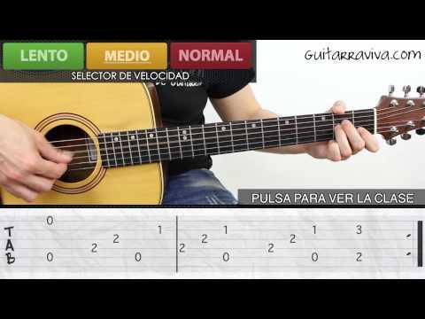 Como tocar Guitarra acústica KANSAS DUST IN THE WIND POLVO EN EL VIENTO