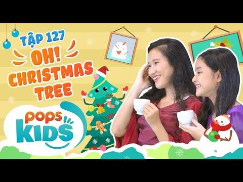 [New] Mầm Chồi Lá Tập 127 - Oh Christmas Tree   Nhạc Thiếu Nhi Giáng Sinh   Vietnamese Kids Song