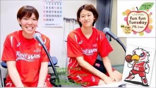2016年8月23日放送 かわさきFM 毎週火曜日12:30~13:00 生放送 「フジフ...