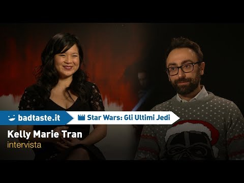 EXCL - Star Wars, Kelly Marie Tran on the importance of diversity in movies like The Last Jedi