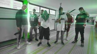 Foda C (Columbine) - Fond De La Classe (Prod. Chaman)