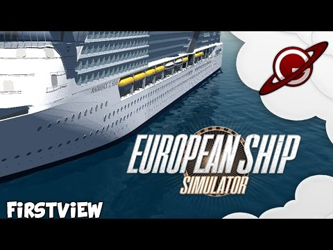 European Ship Simulator (firstview)