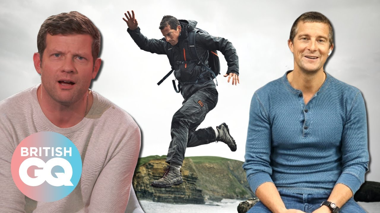 Bear Grylls on what he learned climbing Everest   British GQ