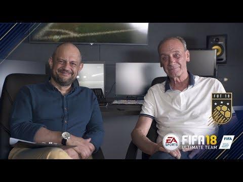 FIFA 18 Ultimate Team - drużyna roku według Dariusza Szpakowskiego i Jacka Laskowskiego
