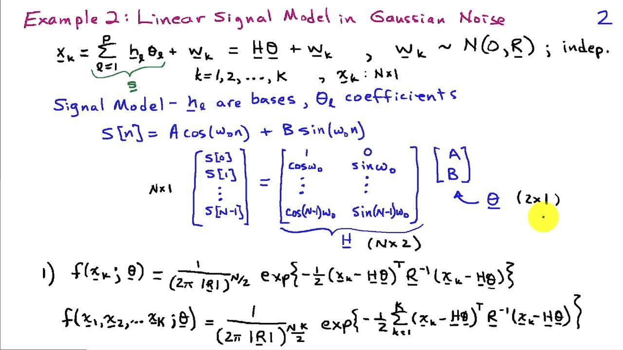 maximum likelihood estimation examples maximum likelihood estimation examples