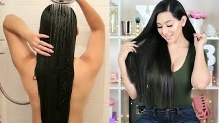 MY CURRENT HAIR CARE ROUTINE 2016 | BEAUTYYBIRD