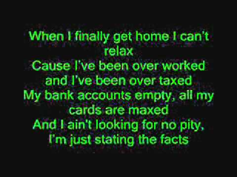 Everlast I Get By (lyrics)