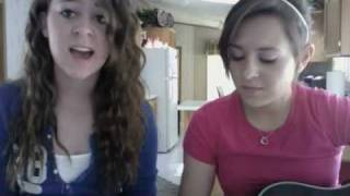 "Jordin Sparks ""Battlefield"" by Megan and Liz"