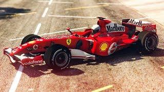 INSANE F1 RACE CAR IN GTA 5! - (GTA 5 Mods)