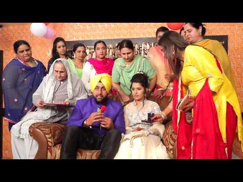 Punjabi Wedding Cinematic Ring Ceremony Gurjot Weds Prabhjot