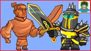 Игровой Мультфильм для детей про БОИ и СРАЖЕНИЯ Tower Conquest от Фаника 34