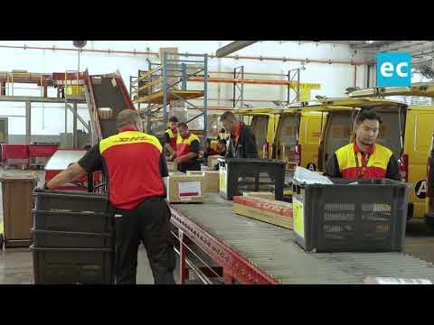 A Tour of DHL Warehouse at Shah Alam