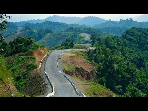 Road To Sajek Valley (Most Dangerous & Beautiful Road of Bangladesh To Drive)
