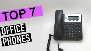 BEST OFFICE PHONES! (2020)