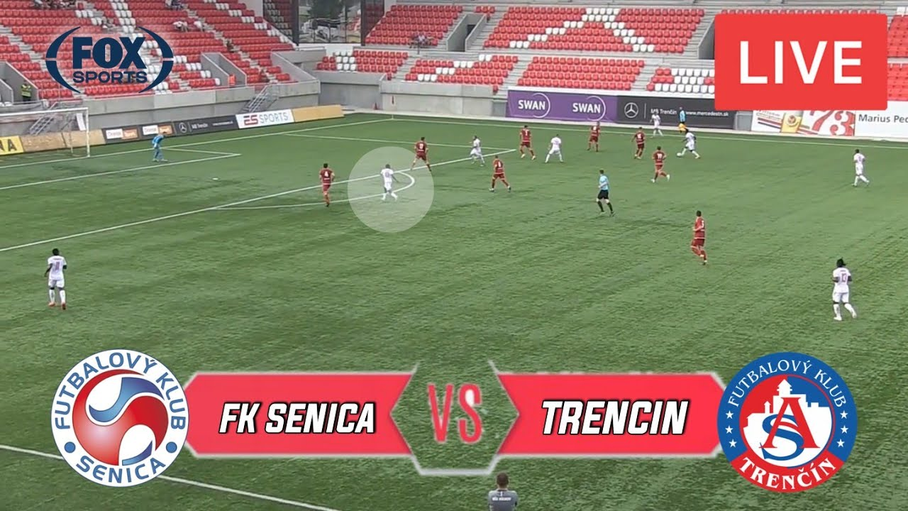 Download 🔴LIVE EGY VS TRENCIN‼️Lihatlah Janji Klub FK SENICA Terlaksana Egy Jadi Starter Perdananya