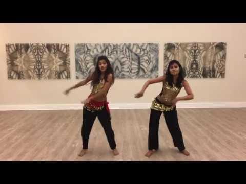 Mashallah || Ek Tha Tiger || NKD Arts Dance Choreography ft. Amrita & Ramya