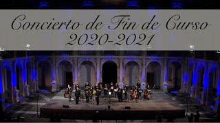 Concierto de Fin de Curso 2020-2021