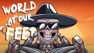 Download lagu Timmy Trumpet - World At Our Feet (Official Lyric Video)