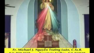 Chúc tụng, ca ngợi Thiên Chúa (Lạy Cha Từ Nhân). Cha Nguyễn Trường Luân.
