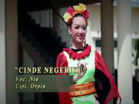 CINDE NEGERIKU - Lagu Daerah OKU Selatan