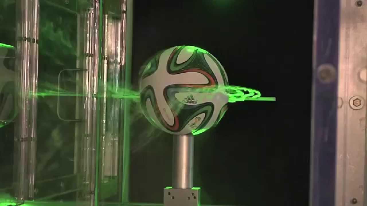 NASA Tests Adidas Brazuca 2014 FIFA World Cup Soccer Ball ...