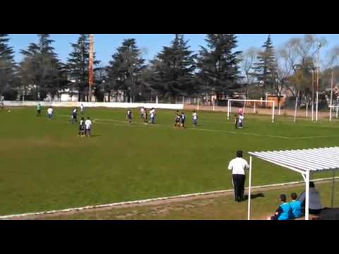 Gol 6ta división Centenario - Newbery.