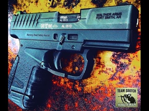 Walther PPS 9mm Pistol  German Engineering at it's Best!