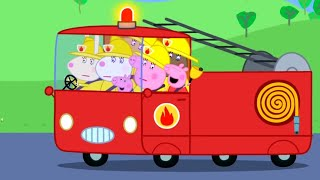 Peppa Pig Official Channel | Peppa Pig and the Fire Engine