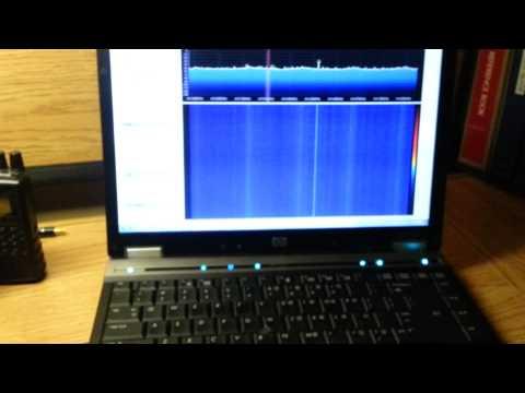 DVB-T USB SDR On 10 Dollar USB Dongle