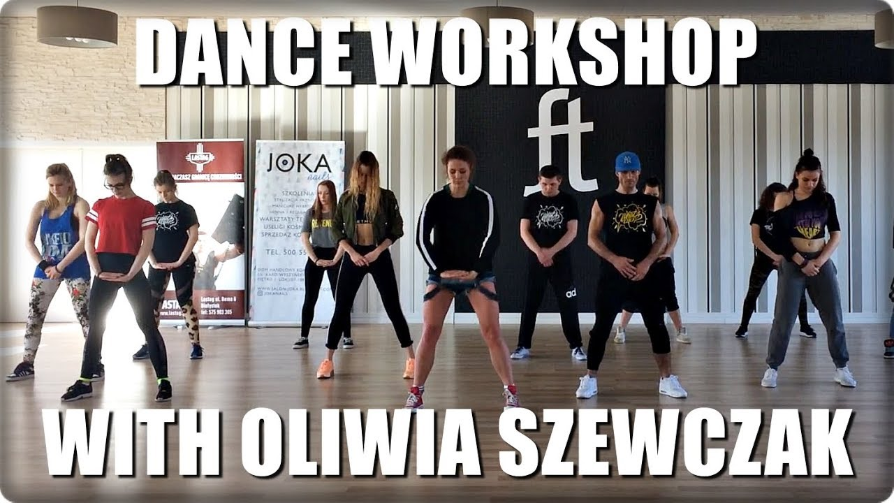 Dance Workshop with Oliwia Szewczak