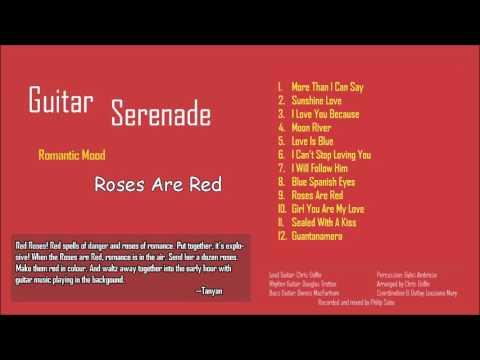 Guitar Serenade – Romantic Mood – Album Roses Are Red
