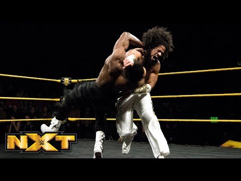No Way Jose vs. Velveteen Dream: WWE NXT, Feb. 21, 2018