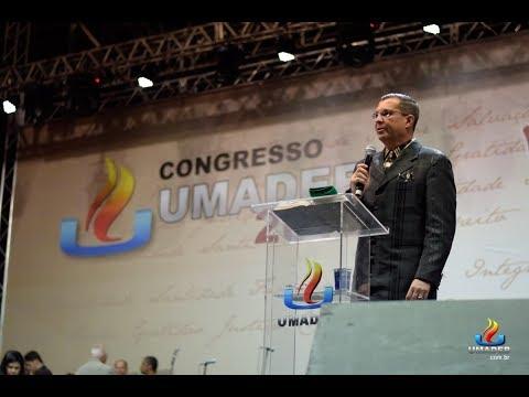 Pr Cláudio Gama - UMADEB 2018 Valores Inegociáveis