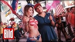 Nackt in New York - Die Busen-Babes vom Times Square ( Desnudas / Topless )