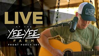 LIVE at the Yee Yee Farm: Front Porch Set