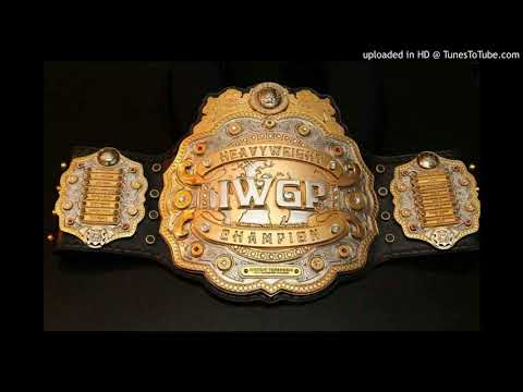 #NJPW IWGP Heavyweight Champion Holders Theme Songs Pack 1