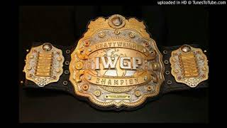 #NJPW IWGP Heavyweight Champion Holders Theme Songs Pack #1