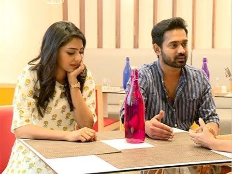 Interview with Asif Ali & Aishwarya Lekshmi about new movie Vijay superum Pournamiyum