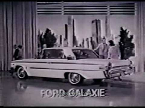 1963 A Ford Presentation: The