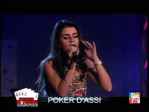 4 Luisa Acampora in quando nasce un amore in Semifinale tv di Poker D'Assi ed  2017
