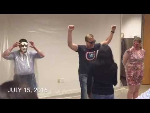 Crowell & Moring United Way Fundraising Campaign #PieInTheFace
